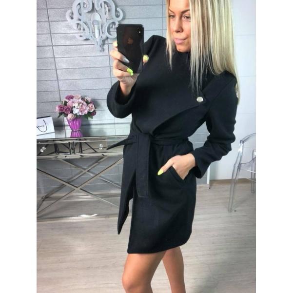 Kabátek Miley černý