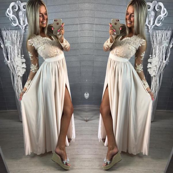 """Luxusní krajkové šaty """"Diamond"""