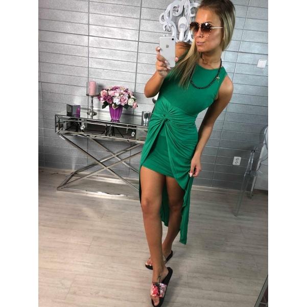 Oblíbené šaty  Carolina - zelená