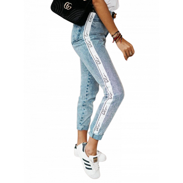 Super džíny OLV