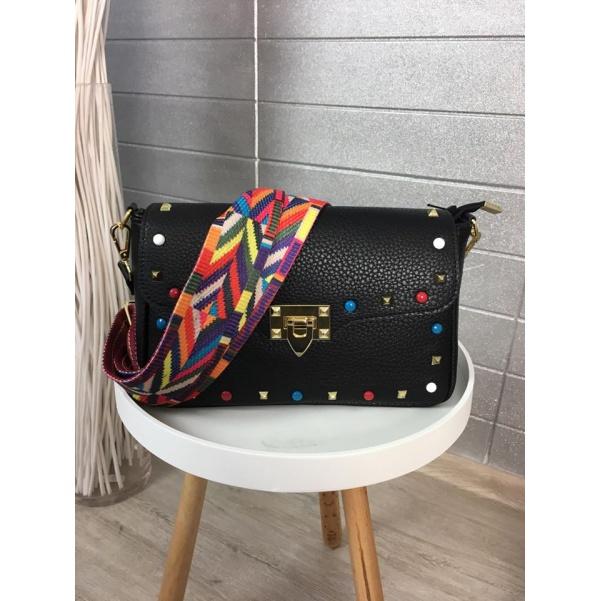 Krásná černá kabelka