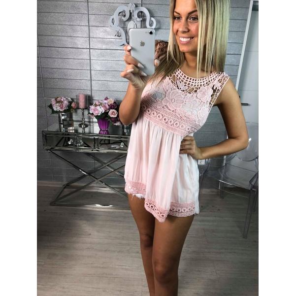 Tunika Lorri růžová