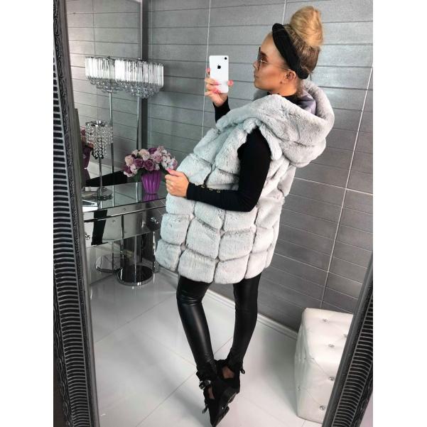 Luxusní bochánková vesta- SIBIR