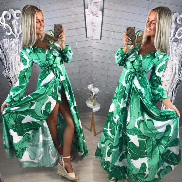 Luxusní šaty na vázaní