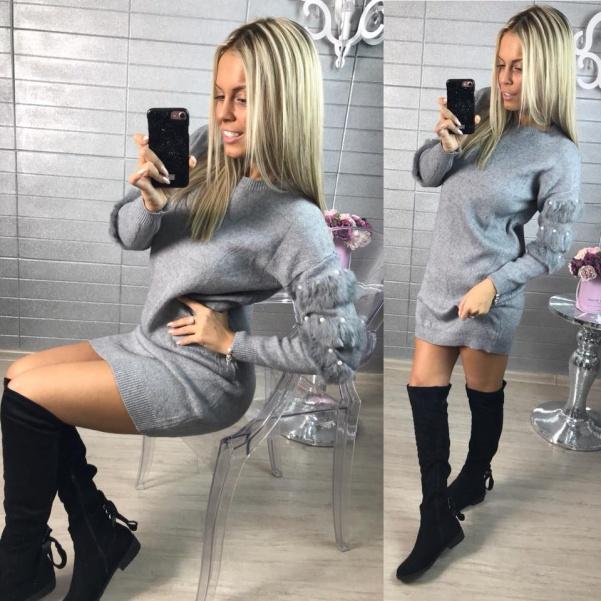 Gray svetřík DeLuxe