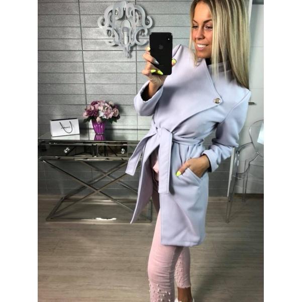 Kabátek Miley fialkový