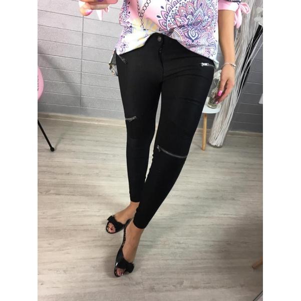 Ultra slim fit kalhoty