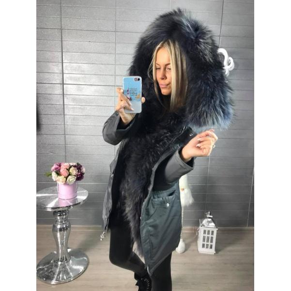 Nová luxusní PARKA Grey
