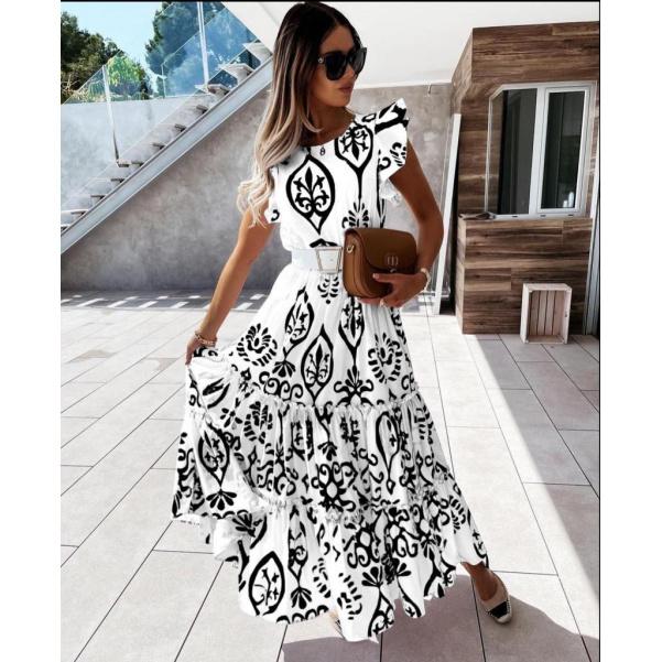 Šaty Luxury - černé