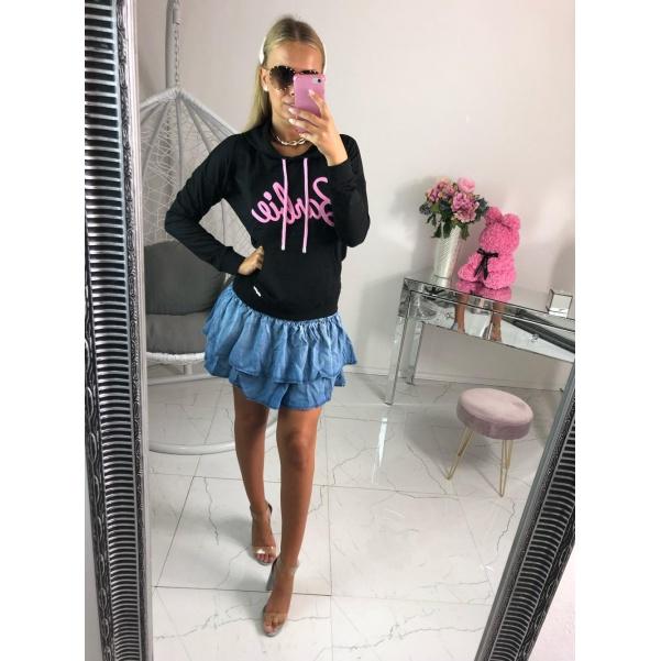 Mikina Barbie black