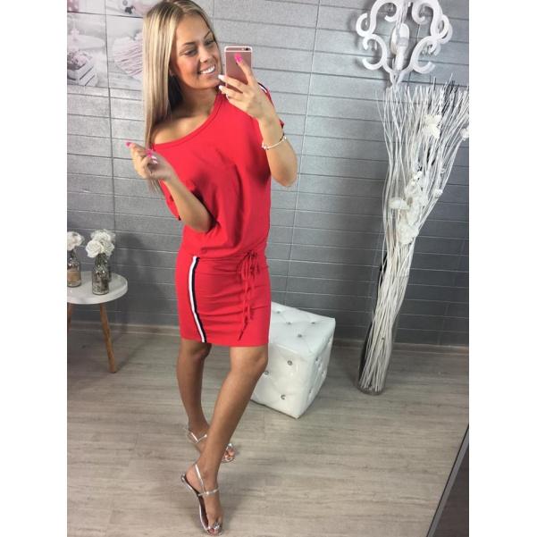 Červený komplet