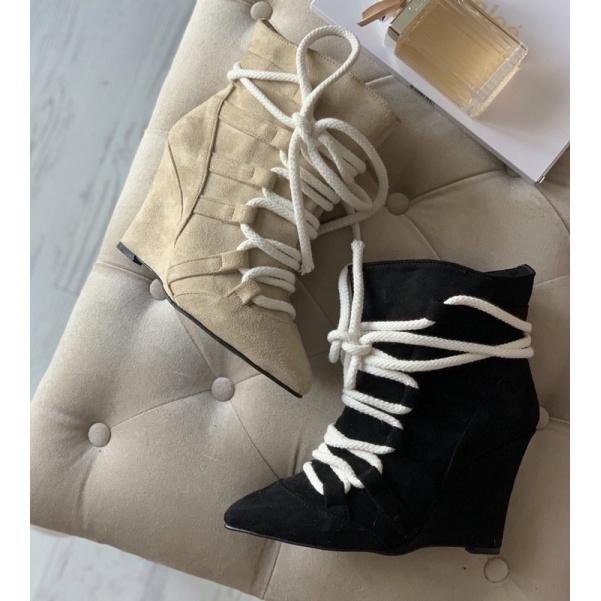 Extra kotníkové botky -black
