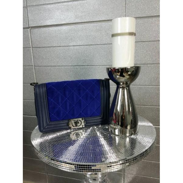 Blue kabelka