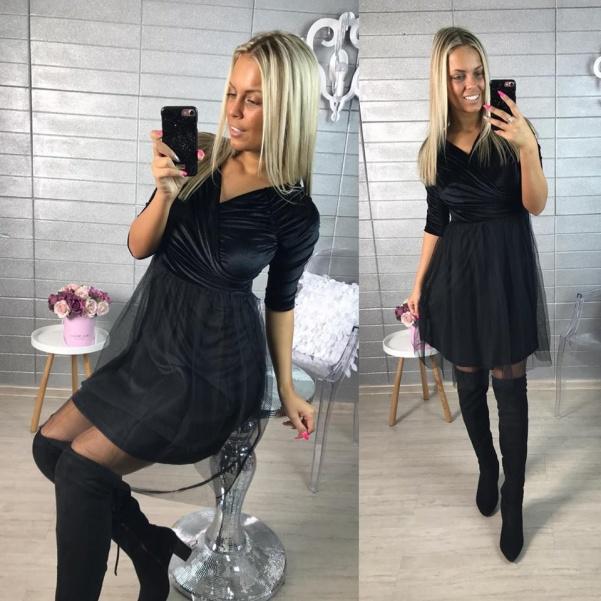 Šatičky s tylovou sukní