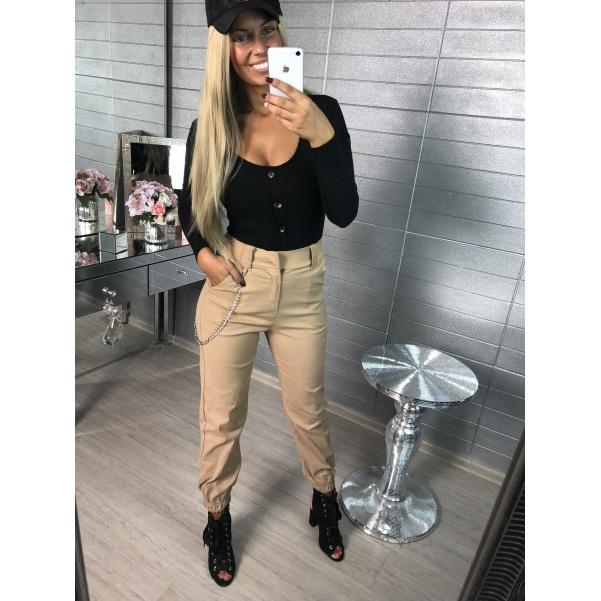 Extra kalhoty - béž