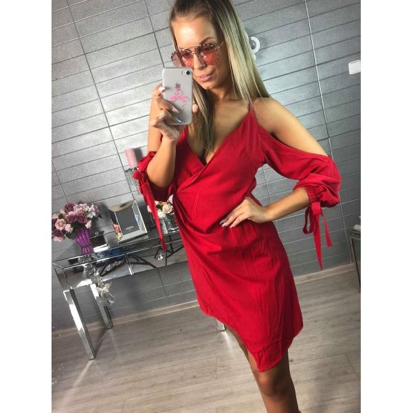 Šatičky Style - červené