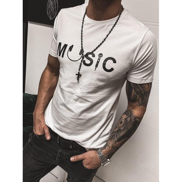 "Pánské tričko ""MUSIC"""