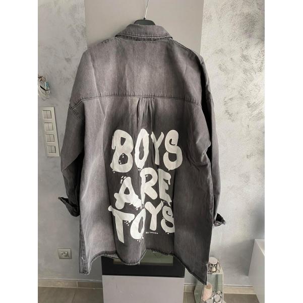 Košilová bunda BOYS