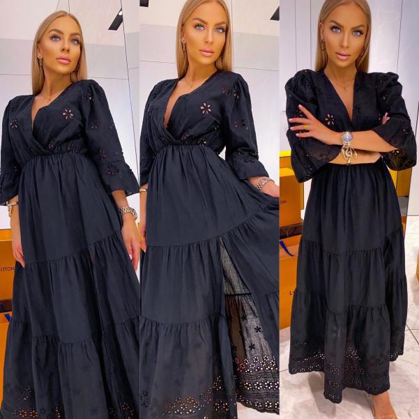 Šaty Mariana černé