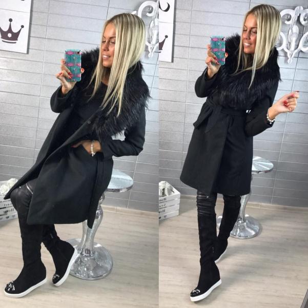 Kabátek Dolly černý