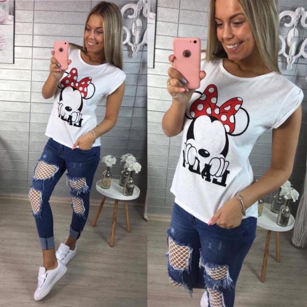 Triko Mickey Mouse