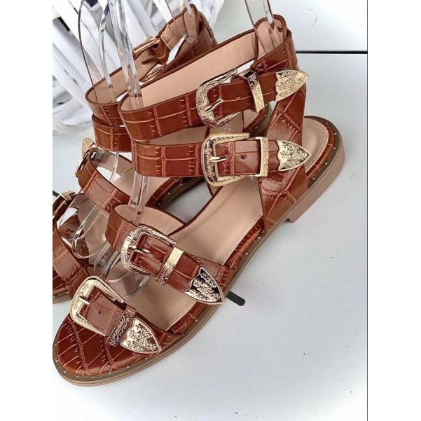 Krásné sandálky ala Gucci