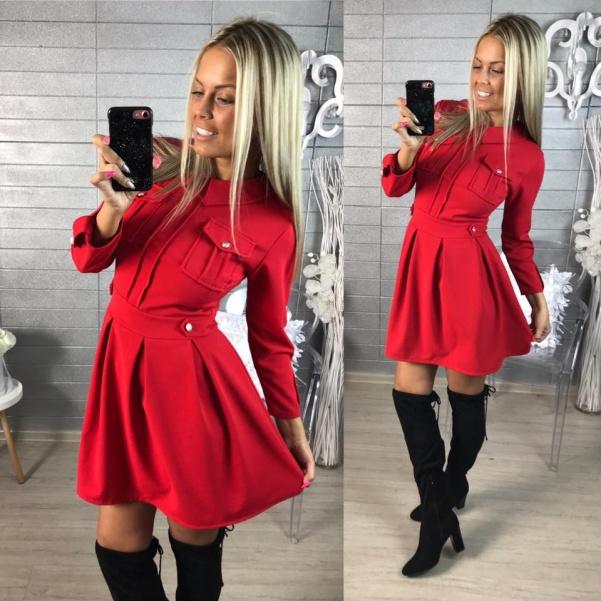 Šatičky -RED