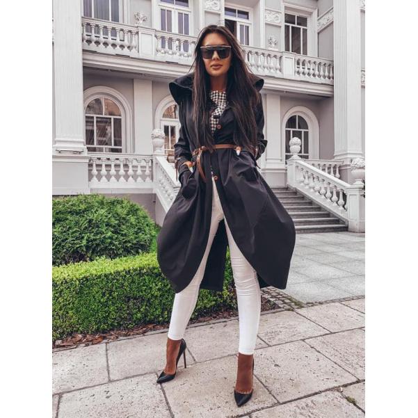 Dokonalý kabát - černý