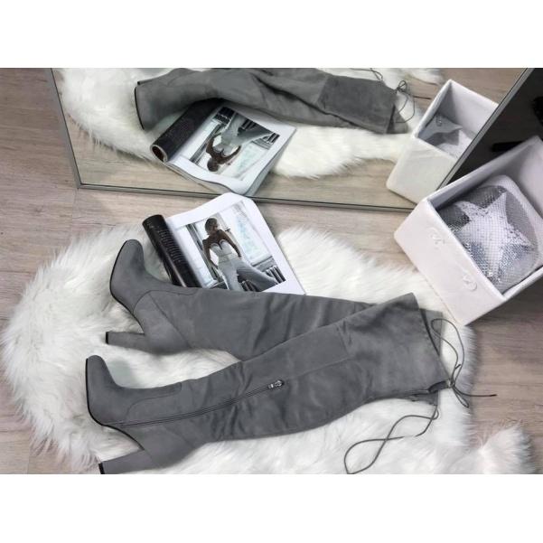 Kozačky Grey