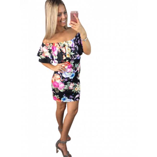 Květinkové šaty