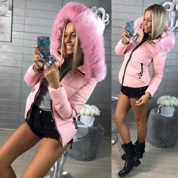 Bundička Sweet pink