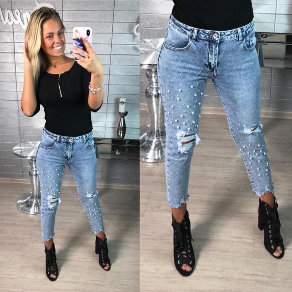 TOP boyfriend jeans