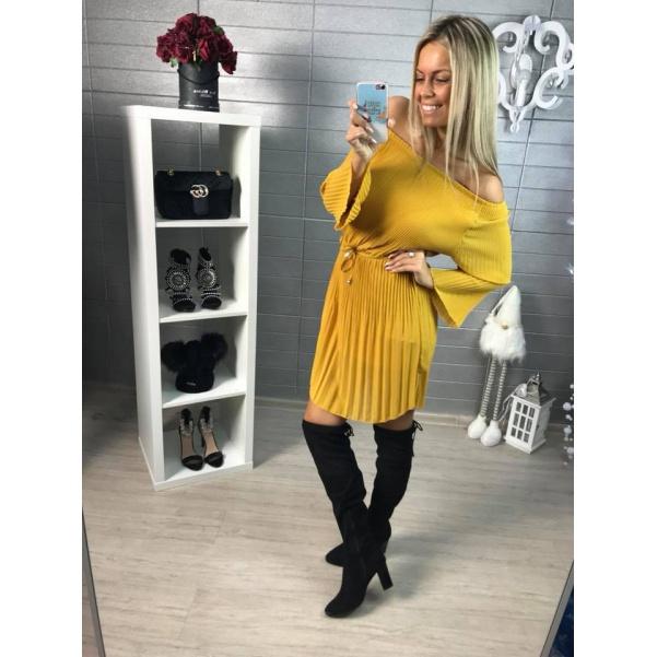 Šatičky - yellow