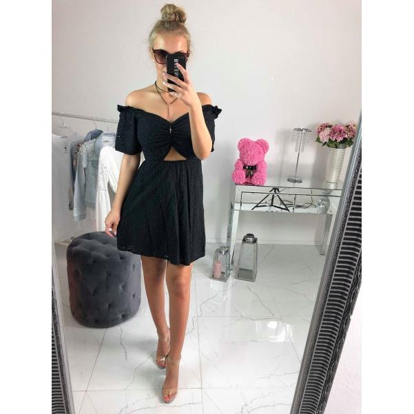 Černé šatičky - Milena