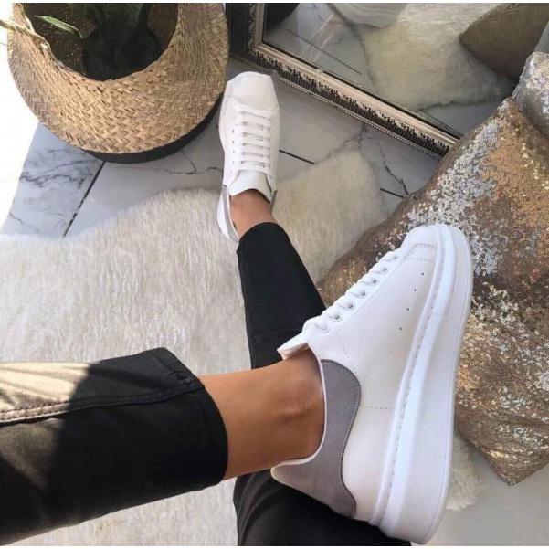 Perfektní bíle tenisky CORINA