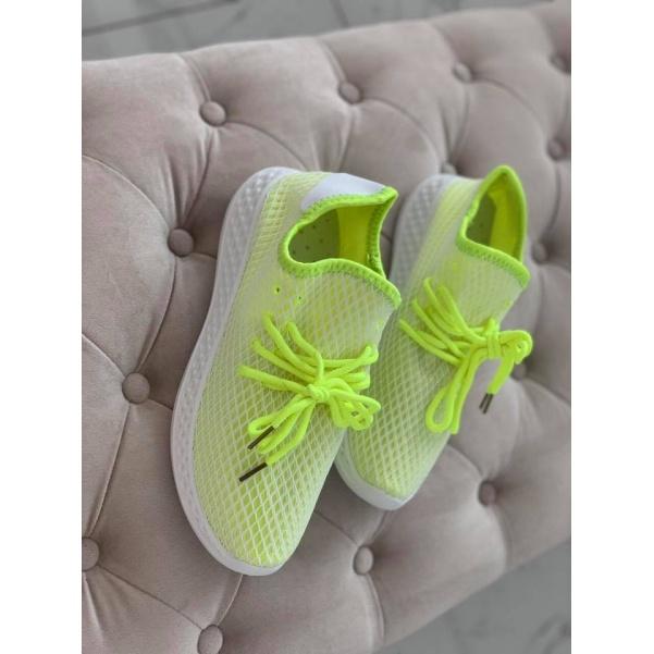 Neonky - žluté