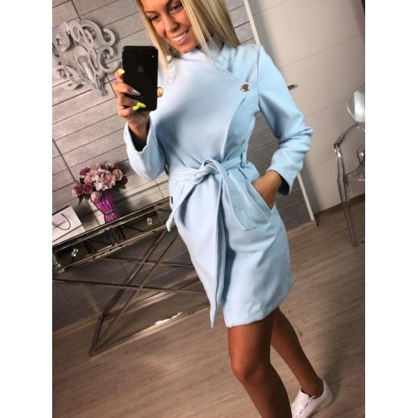 Kabátek Miley sv. modrý