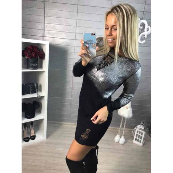 Luxusní oblíbený svetřík