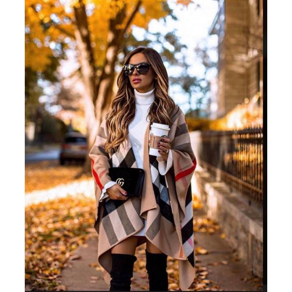 Luxusní stylová šála