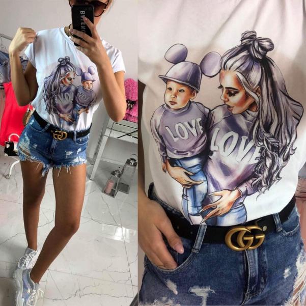 TOP oblíbené tričko - BOY
