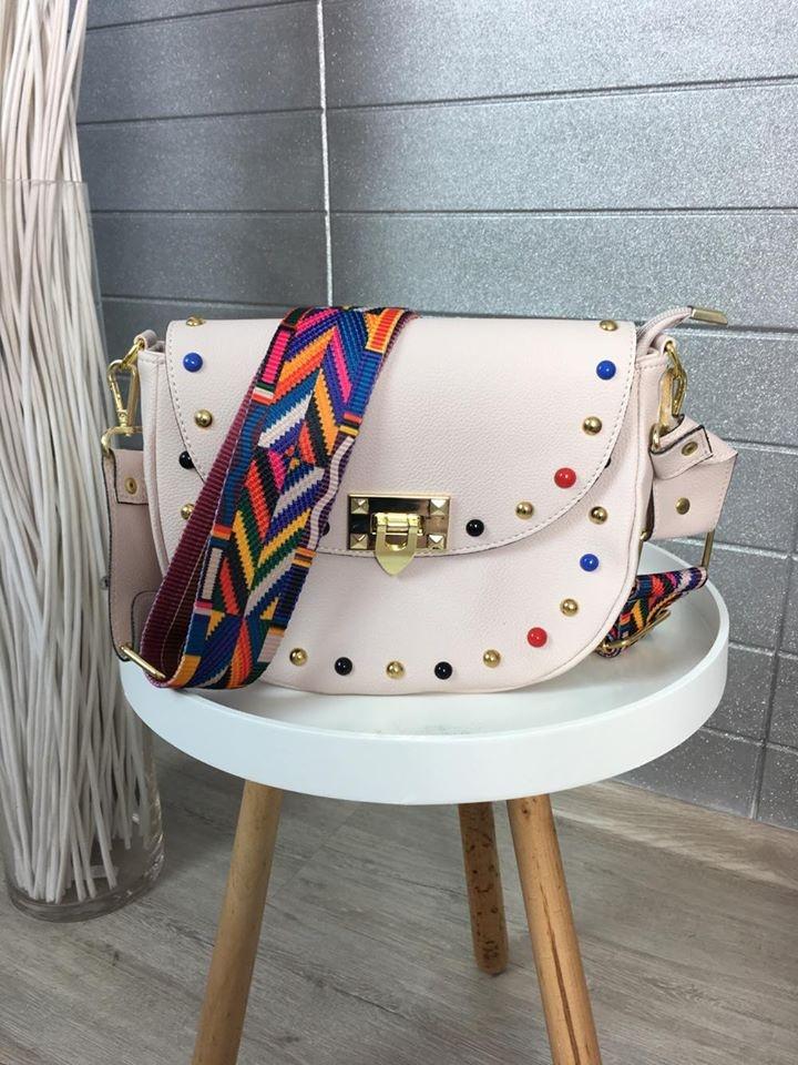 Krásná pink kabelka