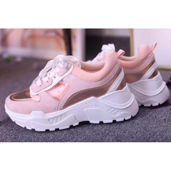 Perfektní tenisky z nové kolekce- Pink