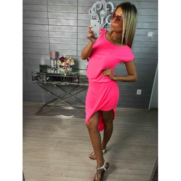 Pink šatičky Olivia