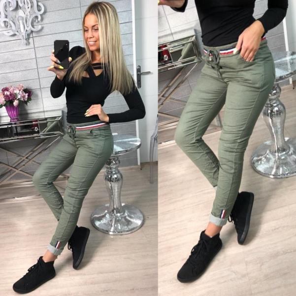 Kalhoty Green