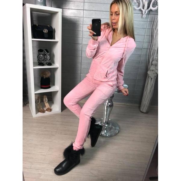 Sweet pink teplákovka