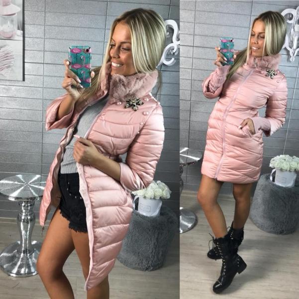 Bundička Pink winter