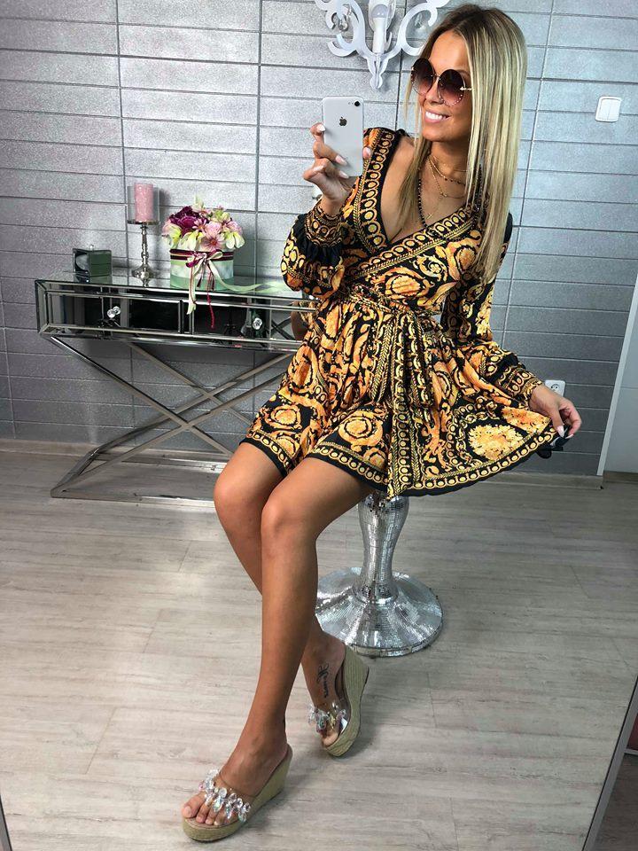 Dokonale šaty - Versa-style - www.milujtemodu.cz b8c5f35d5d0