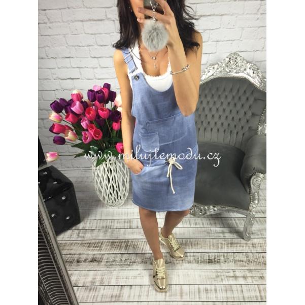 Laclové šaty