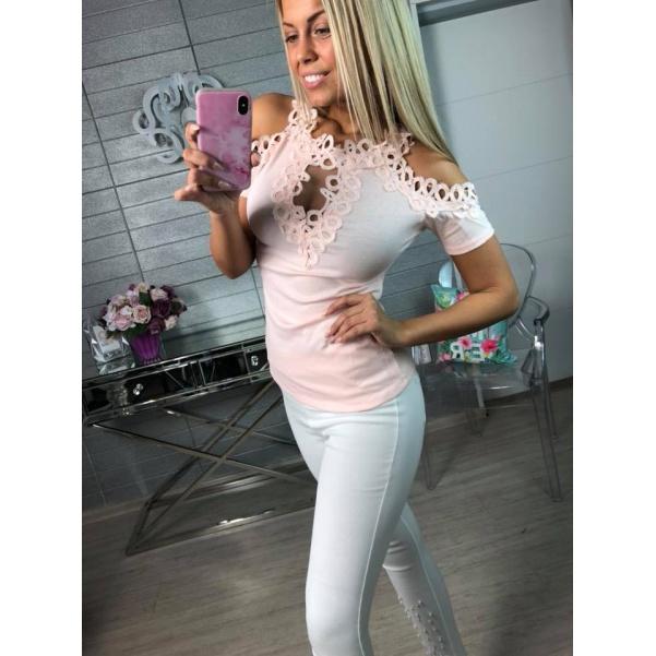 Tunika LaRosa pink