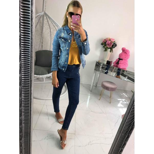 Jeans bundička